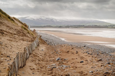 A beach in Sligo.