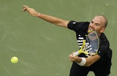 Mannarino's match delayed by three hours as NY health officials try to stop him from playing