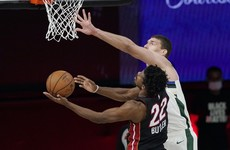 Bucks on the brink as Miami move one win away from NBA Playoffs upset