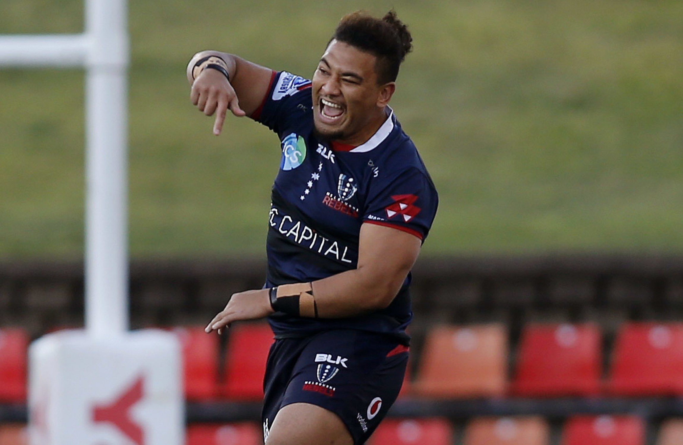 Rebels edge Force in a nailbiter to make Super Rugby AU playoffs
