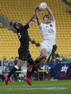 New Zealand's 'North v South' game was a thing of beauty