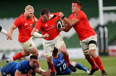 Munster's Springboks-esque game plan a dispiriting sight for province's fans