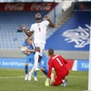 Sterling's last-gasp penalty gifts England win after dramatic finish in Iceland