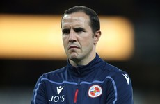 John O'Shea hails 'positive' new Reading boss after Ireland great takes charge for Carabao Cup win