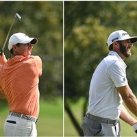 Im makes charge, Johnson leads and McIlroy fires 71 at PGA Tour Championship