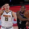 Jokic drives Nuggets to tie series with Clippers, Raptors strike back again