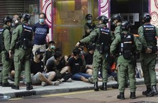 Ninety protesters arrested in Hong Kong over demonstrations against delayed election