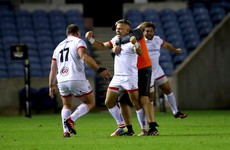 'To win in Dublin next weekend we'll have to take a giant step forward'