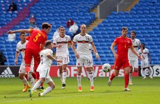 Liverpool teen's last-gasp goal sees Wales pull clear in Ireland's Nations League group