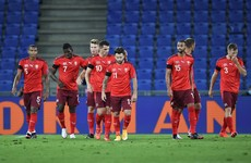 Impressive Swiss leave misfiring Germany frustrated