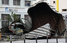 Typhoon lashes South Korea after battering southern Japan