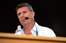 Niall Quinn confirms exit from FAI