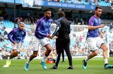 City duo Mahrez and Laporte test positive for Covid-19