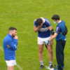 Antrim hurler scores 3-3 after dislocating elbow during semi-final classic
