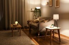 Yes to lamps, no to overhead bulbs: How to get your lighting just right as the evenings draw in