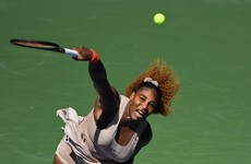 'I was just fighting': Serena Williams finds a way into the quarter-finals