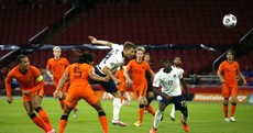 Impressive Italy win in Amsterdam, Scots stutter to beat patchwork Czechs