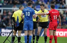 Referees appointed for Leinster and Ulster Champions Cup quarter-finals
