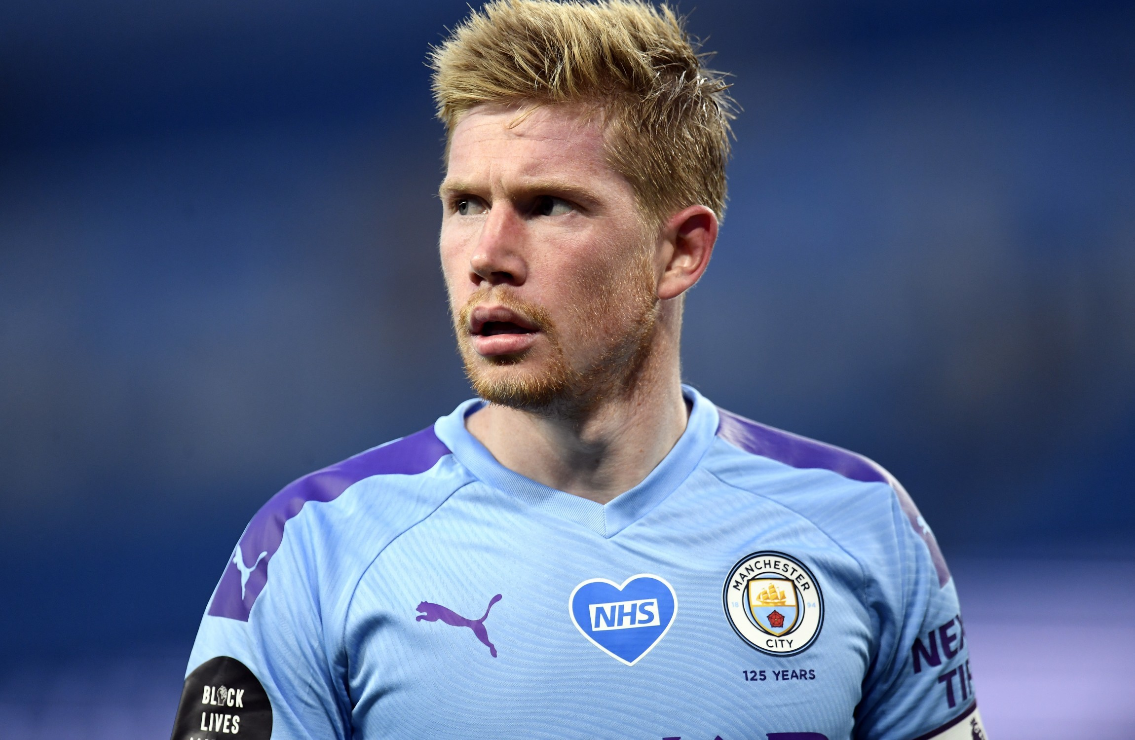 Man City's Kevin De Bruyne scoops PFA Player of the Year prize