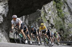 Sprint finish: Millar captures Stage 12 but Team Sky ensure Wiggins stays top