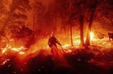 California wildfires burn a record two million acres