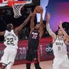 Miami Heat blaze on after sending injury-hit Milwaukee Bucks home