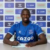 Everton complete new-look midfield by signing Frenchman Doucoure