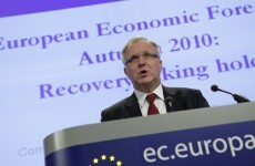 Europe halves projections of Ireland's growth rate
