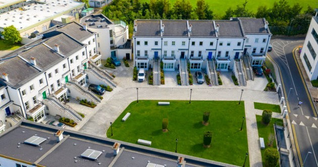 Three storeys of Georgian-style charm in this Bray townhouse for €745k