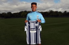 Ireland forward Robinson joins West Brom as Burke moves to Blades in exchange deal