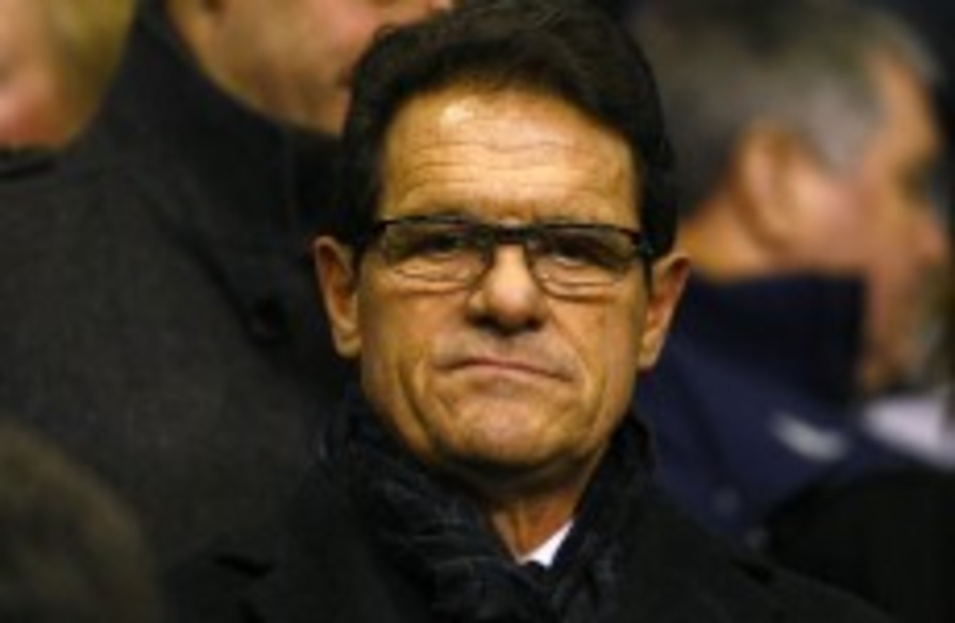 Russia to sign Capello next week - report. The ex-England coach will  reportedly sign a two-year deal ... 3f3eb003317f
