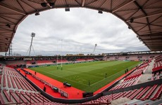 Toulouse 'enormously' frustrated at 5,000-person limit for Ulster quarter-final