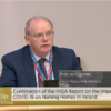 Nursing homes regulator says its powers are 'not adequate' to handle the pandemic