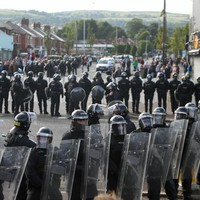 Four men charged over 12 July violence in Belfast
