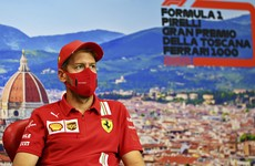 Vettel contemplated retirement amidst Ferrari failure before Aston Martin switch