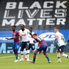 Premier League players to switch Black Lives Matter to No Room For Racism slogan
