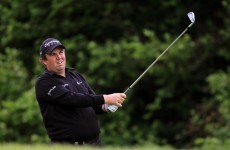 Late double bogey costs Shane Lowry chance of Scottish Open lead