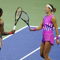 Azarenka storms back from a set down to knock out Serena Williams