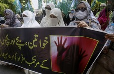Pakistani police chief faces backlash for suggesting rape victim should have been accompanied by a man