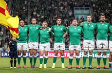 Ireland's games in Autumn Nations Cup will be shown on RTÉ and Channel 4
