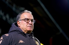 Leeds' Bielsa ends speculation and commits to Premier League campaign