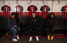 Bohemians donate 35 laptops to Direct Provision centres from sales of away jersey