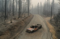 15 people killed and 500,000 others evacuated as US West Coast wildfires continue