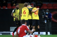Watford strike early and see off Middlesbrough in Championship curtain-raiser