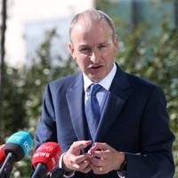 Micheál Martin: 'We won't be afraid to implement measures specifically in Dublin'
