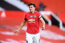 Harry Maguire will continue as Man United captain, Solskjaer confirms