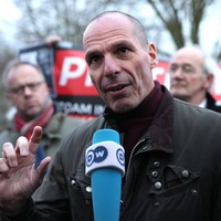 Yanis Varoufakis calls Paschal Donohoe a 'chronic and pathetic finance minister'