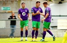 Shamrock Rovers edge closer to title as Cork's relegation fears worsen