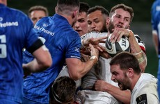 As it happened: Leinster v Ulster, Pro14 final