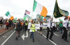 Health Minister says campaigns to erode trust in public health 'deeply concerning' after Dublin protest